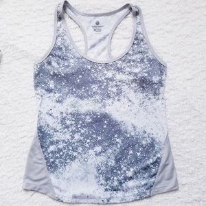 Semi-Fitted Old Navy Active Racerback Tank Top